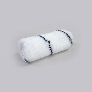 Nylonroller 10 cm zwarte draad