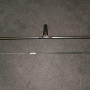 Dubbele beugel 70cm